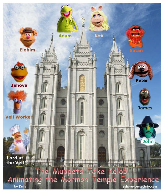 The Muppets Temple Movie Cast. : Exmormon